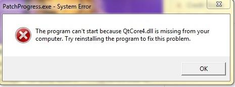 Qtgui4.dll скачать для windows 7